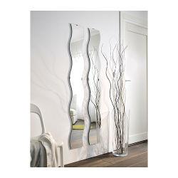 China Decorative / Bagno Long Wave Mirror, S Shaped Mirror / S-Shaped Mirror / Ondeggiante Specchio Per Il Decor Della Casa, Bagno Decorazione, Ecc.