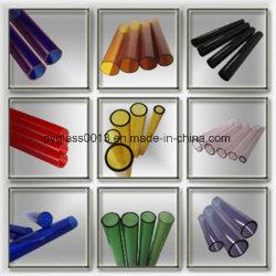 De Chinese Gekleurde Buis van het Glas Borosilicate