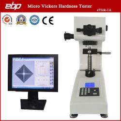 경도 측정 소프트웨어 및 의 금속 코팅 마이크로경도 비커 테스터 CCD 카메라