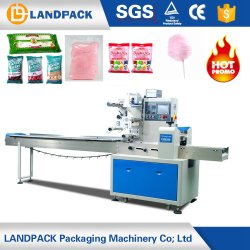 フルオートマチックキャンデーのフロスの綿菓子の包装機械
