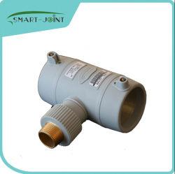 Hot WaterのためのMale Threaded AdaptorのPERT II Electro Fusion Tee