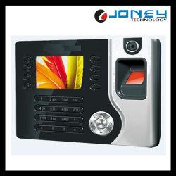 Écran TFT 2,4 pouces Zdc60t le temps de présence d'empreintes digitales biométriques