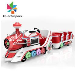 Bunte Park-Unterhaltungs-Geräten-Kind-Serien-Spiel-Maschine für Kinder