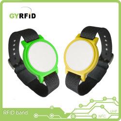 Snf pulseiras bracelete de proximidade, à prova de vigilância de RFID com MIFARE (WRA05)
