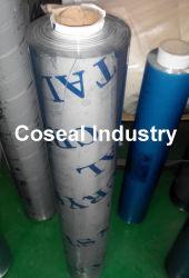 Super flexíveis de PVC de plástico transparente a folha de pavimentos