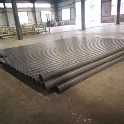 Nuevos productos de PVC CPVC aislados resistentes al calor de la protección del cable eléctrico de mpp de plástico tubo de riego HDPE PE Tubo de drenaje