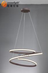 Deckenleuchte-Aluminiumacrylacrylsauerleuchter der LED-modernen Beleuchtung-moderner LED