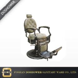 Grüner stützender Salon-Herrenfriseur-Stuhl für Verkauf Craigslist
