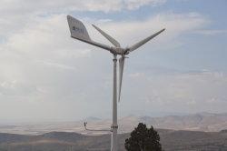 La energía eólica turbina con torre Tilt-up