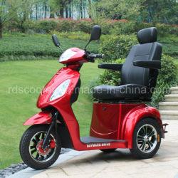 Elevadores eléctricos de triciclo Scooter de mobilidade de três rodas 950W Scooter