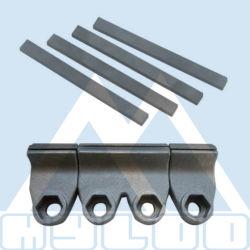Set di punte per rotore in carburo di tungsteno per punte per rotore frantumatore VSI Meta Bhs fornitore