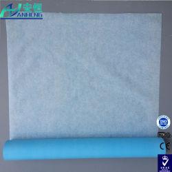 Rouleau de papier d'examen médical/couvercle de la table de lit jetables