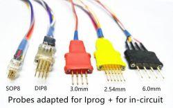 プローブ回路内 ECU 用アダプタ Iprog+ プログラマおよびで動作します Xprog