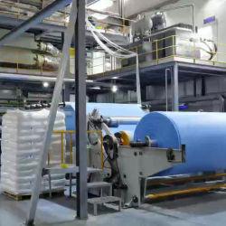 Al- non tissé S/SS/SSS/SMS PP Spunbond non tissé tissu utilisé pour les sacs, couches, masques, machine de fabrication de tissus non tissés Madeicl