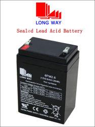 12V2.6b de navulbare Zure Batterij van het Lood voor de Auto van het Kind