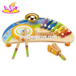 Instrumentos de brinquedos de madeira Musical educativo para o bebé W07A126