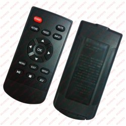 Botones de goma de control remoto inalámbrico (LPI-R16).