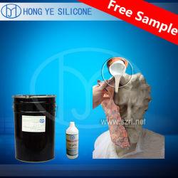 Haut de la reproduction fois silicone pour les produits décoratifs de plâtre
