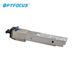 Bidi 1.25g 단일 파이버 20km SFP 모듈 파이버 트랜시버