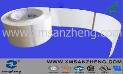 Adesivi in bianco laminato trasparente, lucidi, trasparenti, resistenti al calore, autoadesivi