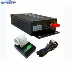 محدد سرعة السيارة، نظام تعقب GPS، الطباعة الحرارية في الوقت الحقيقي السرعة قبل التحذير لكينيا واثيوبيا