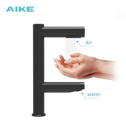 AIKE AK7130 эксклюзивный дизайн стороны осушителя , Автоматическая нержавеющая сталь / крышка АБС инфракрасного датчика воздушной струей воды с фильтр HEPA