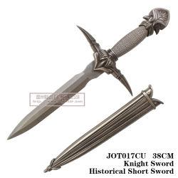 Roma Antiga Espadas Knight Dagger Decoração 38cm Jot017cu