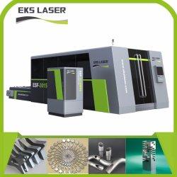 500W-3000W hoge snelheid van de Scherpe Machine van de Laser van de Vezel voor de Precisie die van het Metaal Graving en Knipsel machinaal bewerken