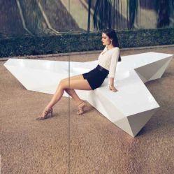 [ي083] [فرب] يضمّ تجاريّة أصيص كرسي تثبيت لأنّ مطير/مركز تجاريّ/حديقة/خارجيّ/من عادية