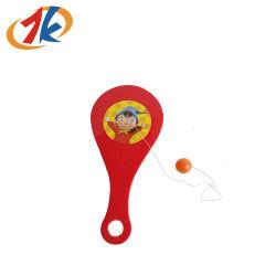 Het promotie Stuk speelgoed van de Racket van de Jonge geitjes van de Gift Plastic met Kleine Bal