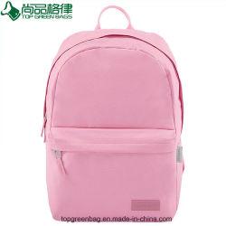 Saco de mochila Linga Rosa de moda o logotipo personalizado Senhoras Backpack