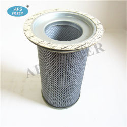 Il compressore d'aria parte il filtro dal gas dell'elemento del separatore di olio dell'aria del compressore di HEPA (250034-123/250034-124/250034-130)
