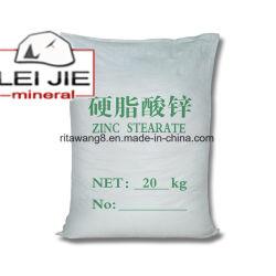 Estearato de Zinc caliente de venta del 99,8% estabilizador para la industria de caucho