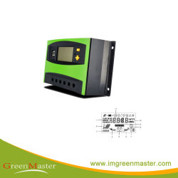 A HT60d-6048 Carregador Solar PWM regulador para desligar o sistema de energia solar de Grade