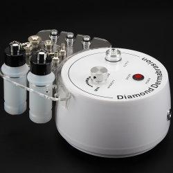 3 en 1 pulvérisation vide Diamond Micro Dermabrasion Machine de beauté