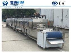 Micro-ondes de la courroie du convoyeur de séchage de fruits de mer de la machine/fruits ou de légumes/Chemical/médecine