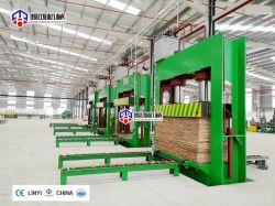 Hydraulisches Furnierholz-kalte Presse-Maschine für das Furnierholz-Furnier-Blatt, das Maschine herstellt