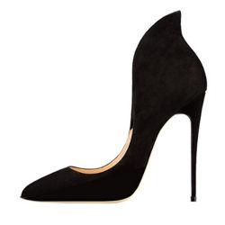 Идеальный дизайн высокое качество итальянской стороны отметили Toe насос обувь