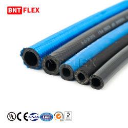 DIN EN853 2SN SAE 100R2em um fio de aço de alta pressão da mangueira hidráulica trançada