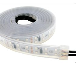 High Power Double Row 120LED IP67 LED Strip waterdichte flexibele SMD 5050 RGB LED-verlichting Strip Light