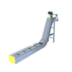 Scharnier-Riemen-Chip-Förderanlage für werkzeugmaschine