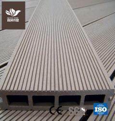 Outdoor WPC Holz Kunststoff Composite UV-Beständigkeit Decking Board für Bodenbelag