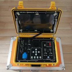 Plongeur Commercial Vidéo Radio Communication Communicator casque de plongée de l'équipement de plongée