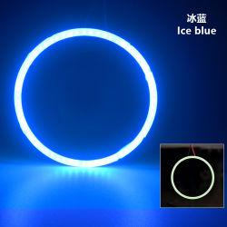 Occhi bianchi di angolo della PANNOCCHIA LED dell'azzurro di ghiaccio dell'indicatore luminoso dell'obiettivo del proiettore del xeno della Bi