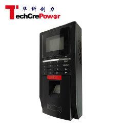 F20 Leitor de cartão chip RFID de Apontamento de impressões digitais