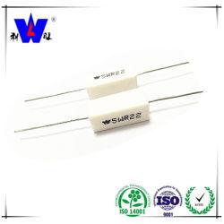 Керамические упакованные резисторы силы цемента раны провода Rx27