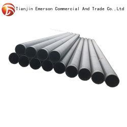 Square/rectangular/redondo Ms leve el tubo de acero SSAW REG espiral de la soldadura del tubo de acero al carbono