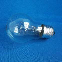 Ampoule à incandescence de 24-220V 15-100W Ampoule de lampe à incandescence claires