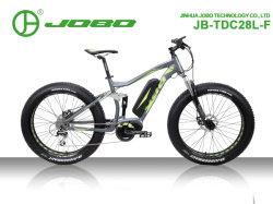 26-дюймовый жир электрический велосипед 4.0 шины с середины приводного электродвигателя Jb-Tdc28L-F