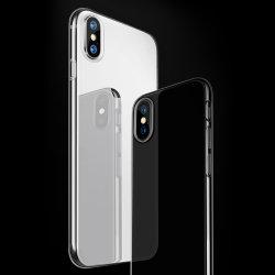 La sublimazione ultra sottile sottile TPU morbido libero trasparente del coperchio mobile all'ingrosso di alta qualità appoggia la cassa del telefono delle cellule per il iPhone 7/8/X